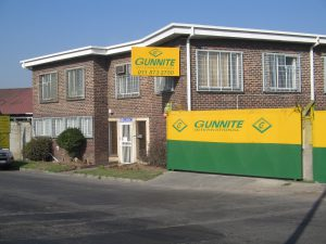 Gunnite International Head Office